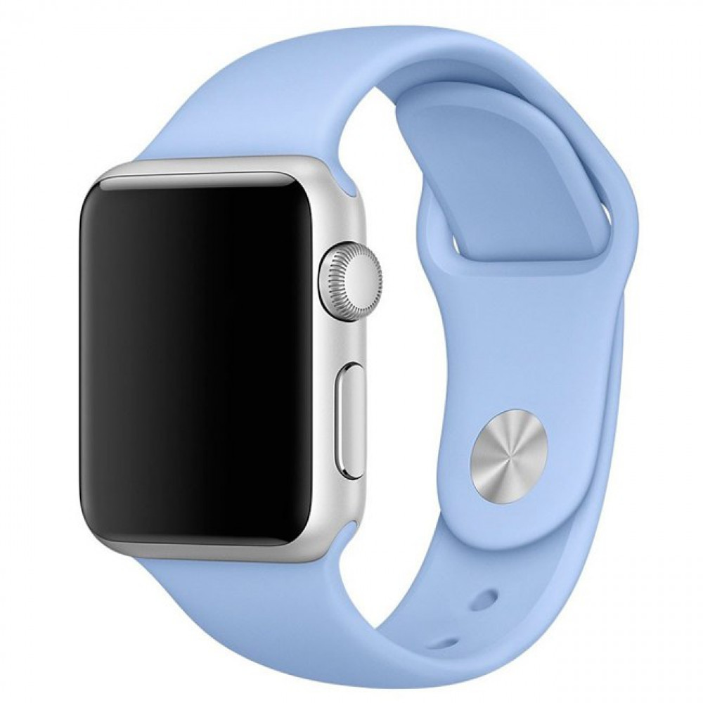 Ремешок Sport Band 38mm/40mm Lilac S/M для Apple Watch Series 1/2/3/4