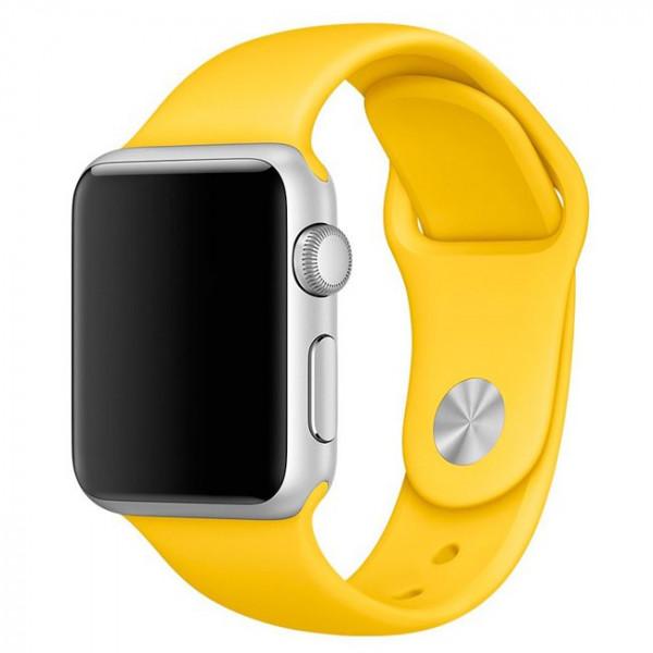 Ремешок Sport Band 38mm/40mm Pollen S/M для Apple Watch Series 1/2/3/4