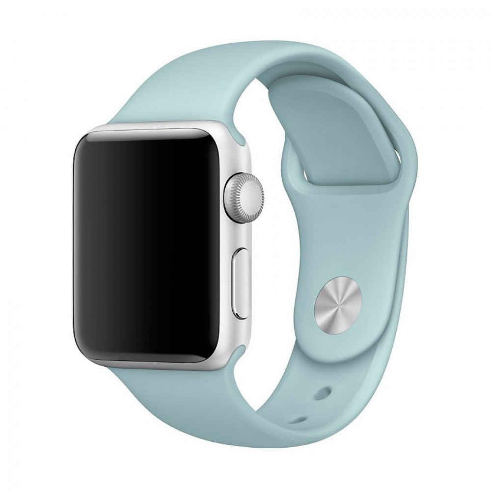 Ремешок Sport Band 44mm/42mm Turquoise S/M&M/L для Apple Watch Series 1/2/3/4