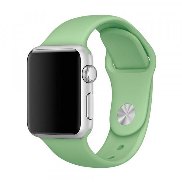 Ремешок Sport Band 44mm/42mm S/M для Apple Watch (Mint)