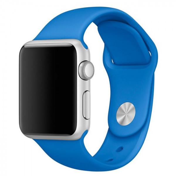 Ремешок Sport Band 44mm/42mm S/M для Apple Watch (Royal Blue)