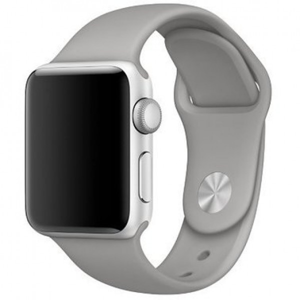 Ремешок Sport Band 38mm/40mm Concrete S/M для Apple Watch Series 1/2/3/4