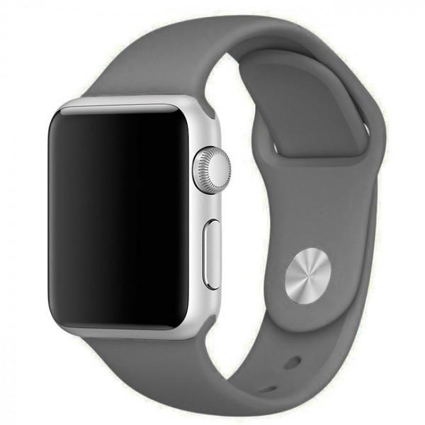 Ремешок Sport Band 38mm/40mm Grey S/M для Apple Watch Series 1/2/3/4
