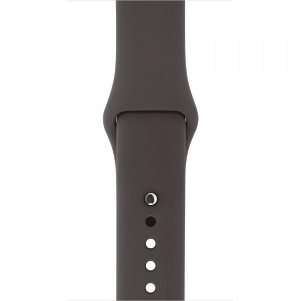 Ремешок Sport Band 38mm/40mm Cocoa S/M для Apple Watch Series 1/2/3/4