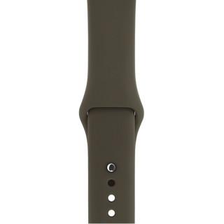 Ремешок Sport Band 38mm/40mm Dark Olive S/M для Apple Watch Series 1/2/3/4