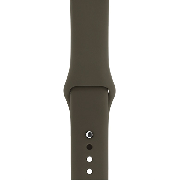 Ремешок Sport Band 38mm/40mm Dark Olive S/M для Apple Watch Series 1/2/3/4