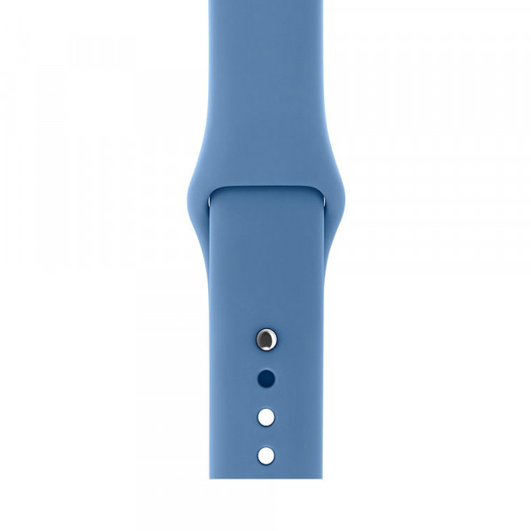 Ремешок Sport Band 38mm/40mm Denim Blue S/M для Apple Watch Series 1/2/3/4