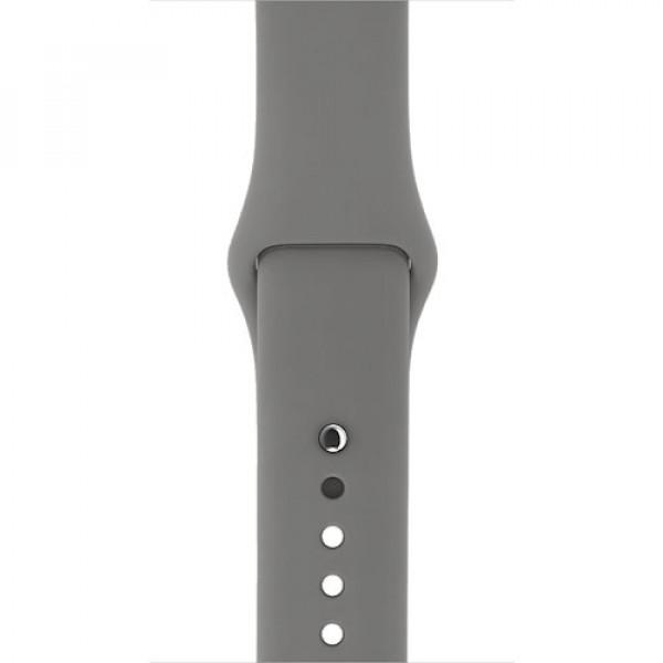Ремешок Sport Band 38mm/40mm Grey S/M для Apple Watch Series 1/2/3/4