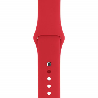 Ремешок Sport Band 38mm/40mm Product Red S/M для Apple Watch Series 1/2/3/4