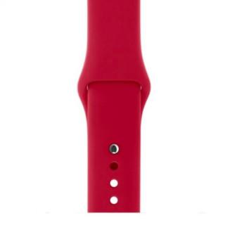 Ремешок Sport Band 38mm/40mm Rose Red S/M для Apple Watch Series 1/2/3/4