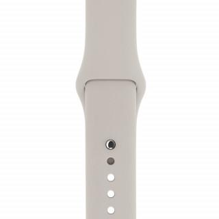Ремешок Sport Band 38mm/40mm Stone S/M для Apple Watch Series 1/2/3/4