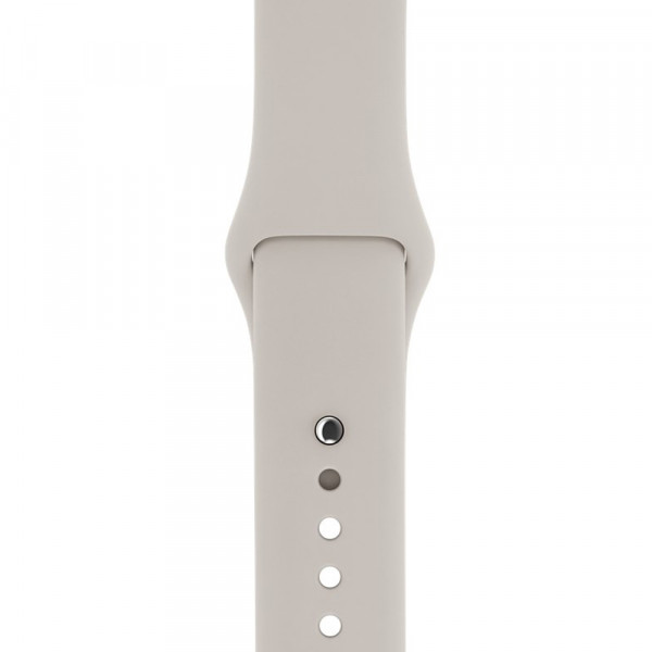 Ремешок Sport Band 44mm/42mm S/M для Apple Watch (Stone)