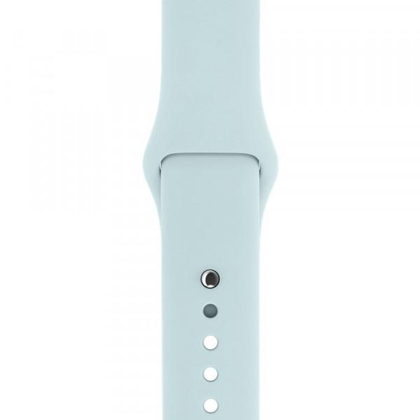 Ремешок Sport Band 44mm/42mm S/M для Apple Watch (Turquoise)