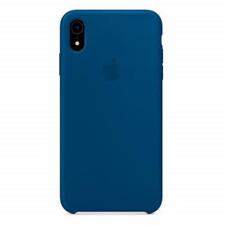 Чехол Silicone Case для iPhone XR Blue Horizon OEM