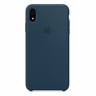 Чехол Silicone Case для iPhone XR Pacific Green OEM