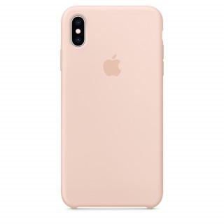 Чехол Silicone Case для iPhone XS Max Pink Sand OEM