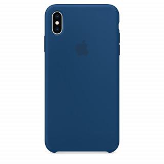 Чехол Silicone Case для iPhone XS Max Blue Horizon OEM