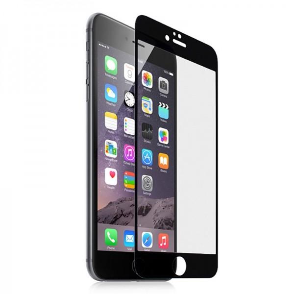 Защитное стекло MyTouch 4D iPhone 7 Plus/8 Plus Black (UP51504)