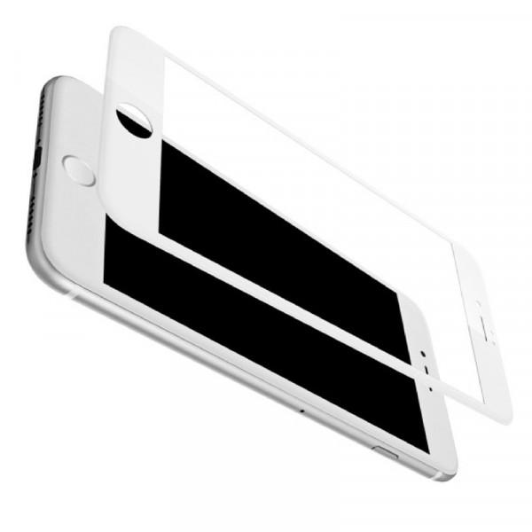 Защитное стекло MyTouch 4D iPhone 7 Plus/8 Plus White (UP51505)