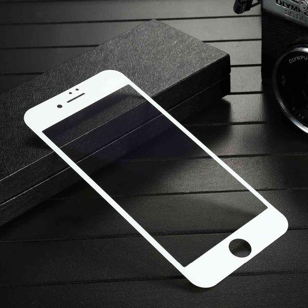 Защитное стекло iPhone 7 Plus/8 Plus Baseus PET Soft 0.2mm White (SGAPIPH8P-BPE02)