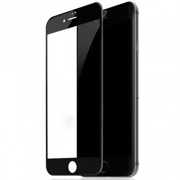 Защитное стекло 5D для iPhone 8 Plus / 7 Plus (Black)