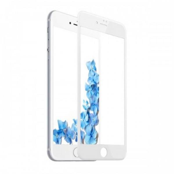 Защитное стекло iPhone 7/8 Baseus 0.2mm dolphins White (SGAPIPH7-ASL02)
