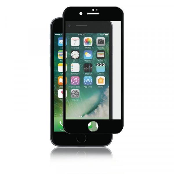 Защитное стекло 4D MyTouch для iPhone 7/8 Black (UP51405)