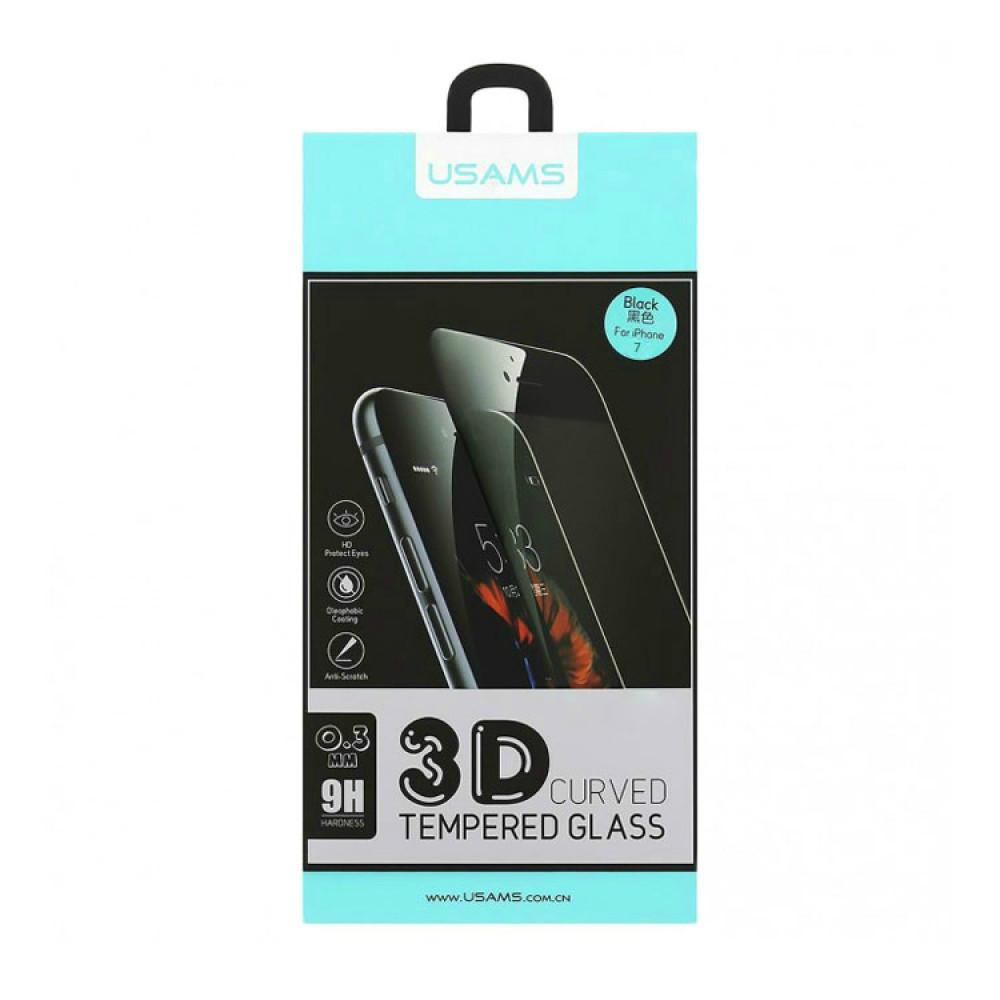 Защитное стекло 3D MyTouch (SC) iPhone 8/7 UP51410 (White)