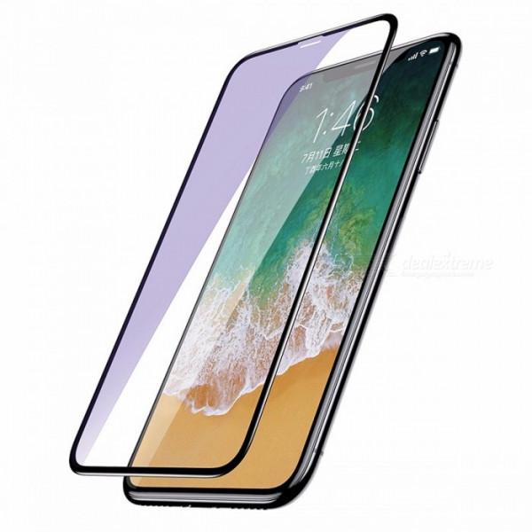 Защитное стекло Baseus для iPhone X/XS/11 Pro Black (SGAPIPHX-HEB01)