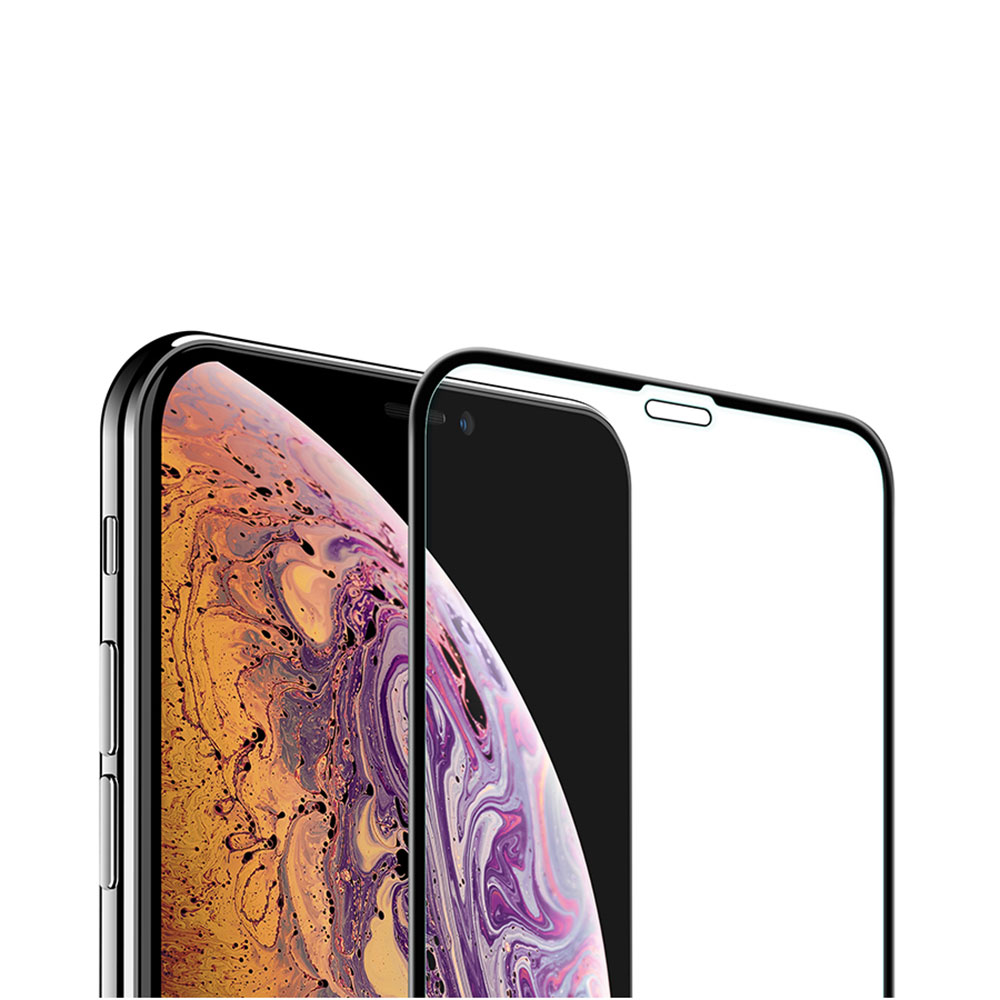 Защитное стекло MyTouch 3D (SC) iPhone XS Max/11 Pro Max Black (UP51572)