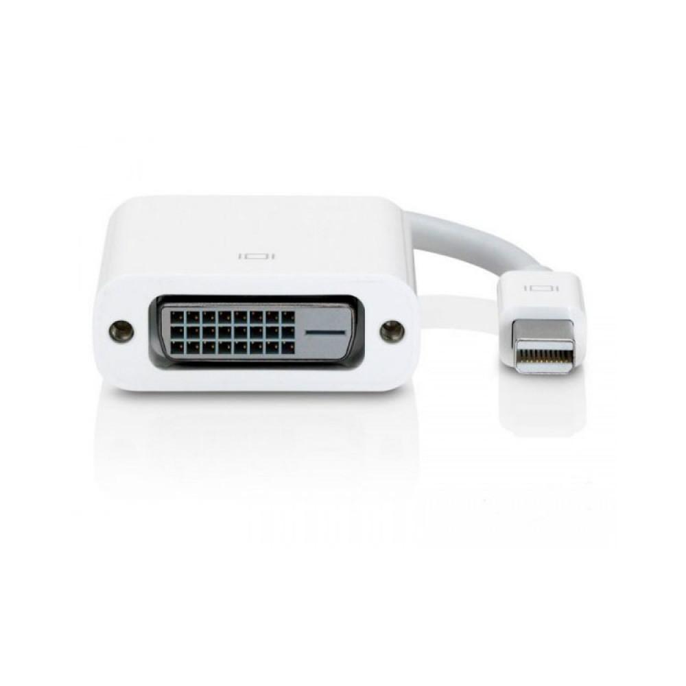 Адаптер Apple Mini DisplayPort to DVI Adapter (MB570)