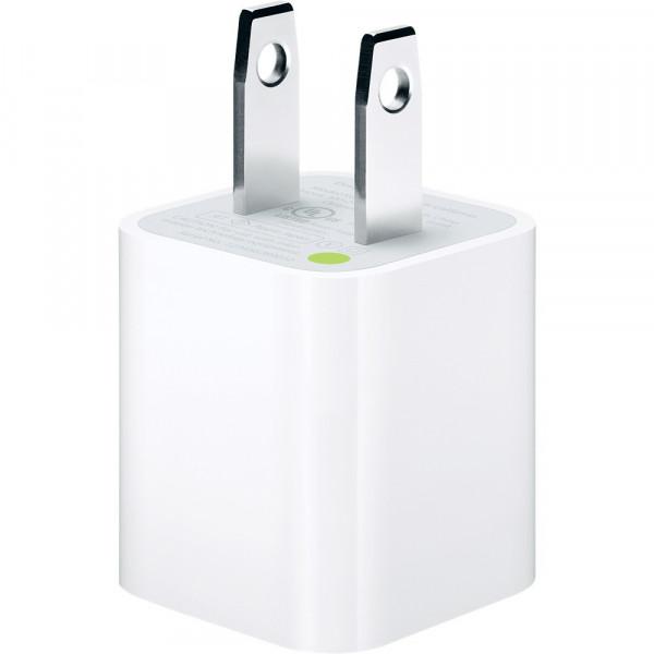 Оригинальное зарядное устройство Apple 5W USB Power Adapter (MD810)