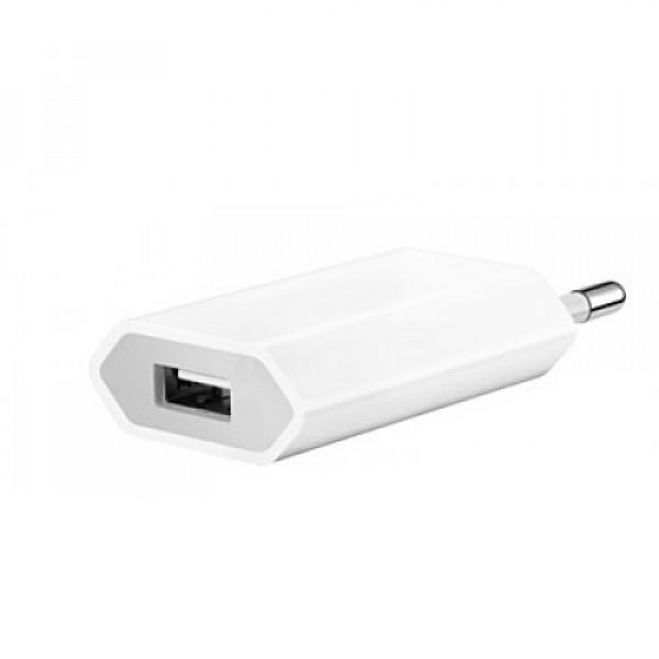 Оригинальный сетевой адаптер USB блок питания для iPhone/iPod