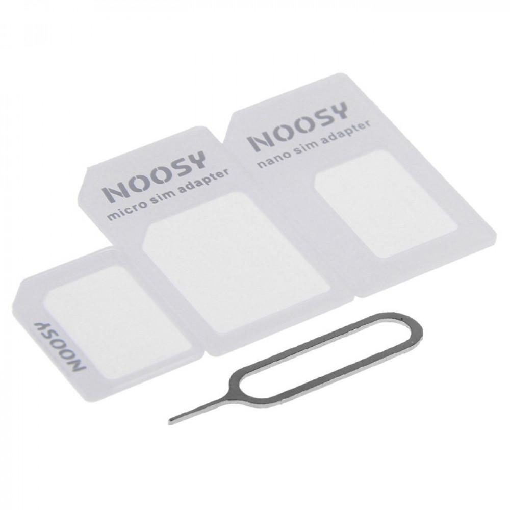Комплект переходников (HGEZA) для Nano/Micro SIM