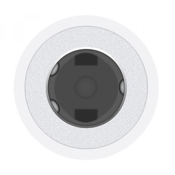 Оригинальный Адаптер Lightning to mini-jack (3,5 мм)