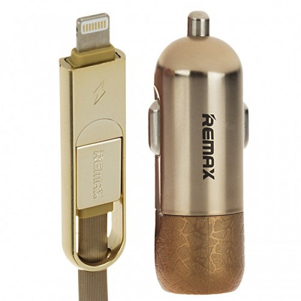 АЗУ Remax Finchy RCC103 Gold
