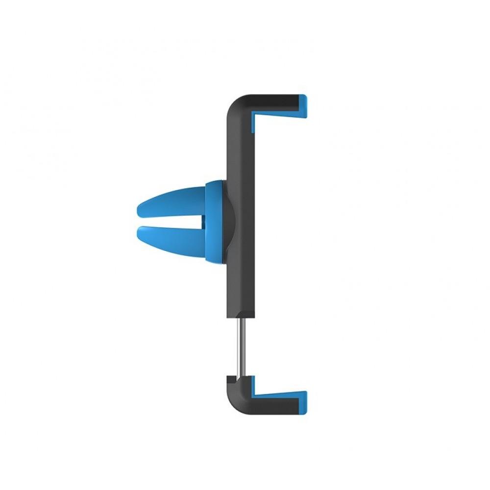 Автомобильный держатель Hoco (CPH01) в воздуховод Black\Blue