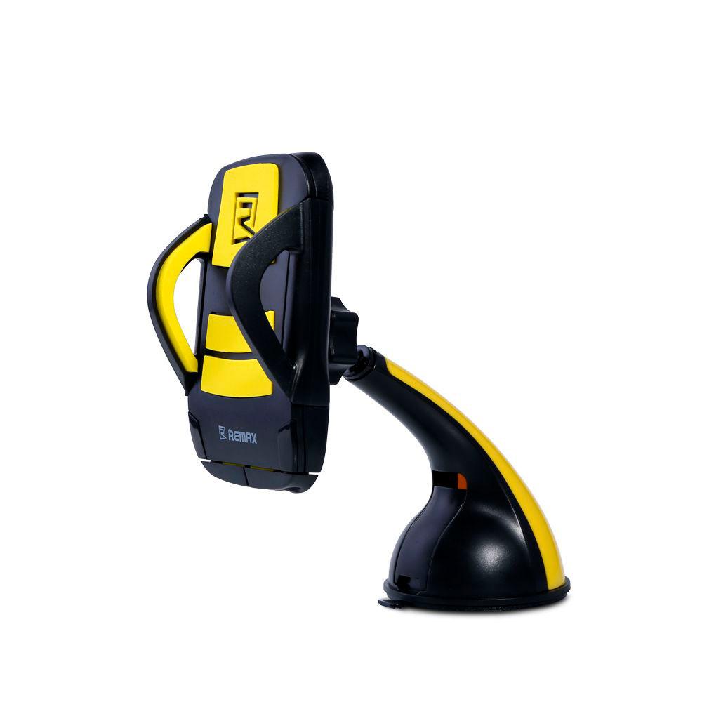 Автомобильный держатель Remax RM-C04 Black/Yellow