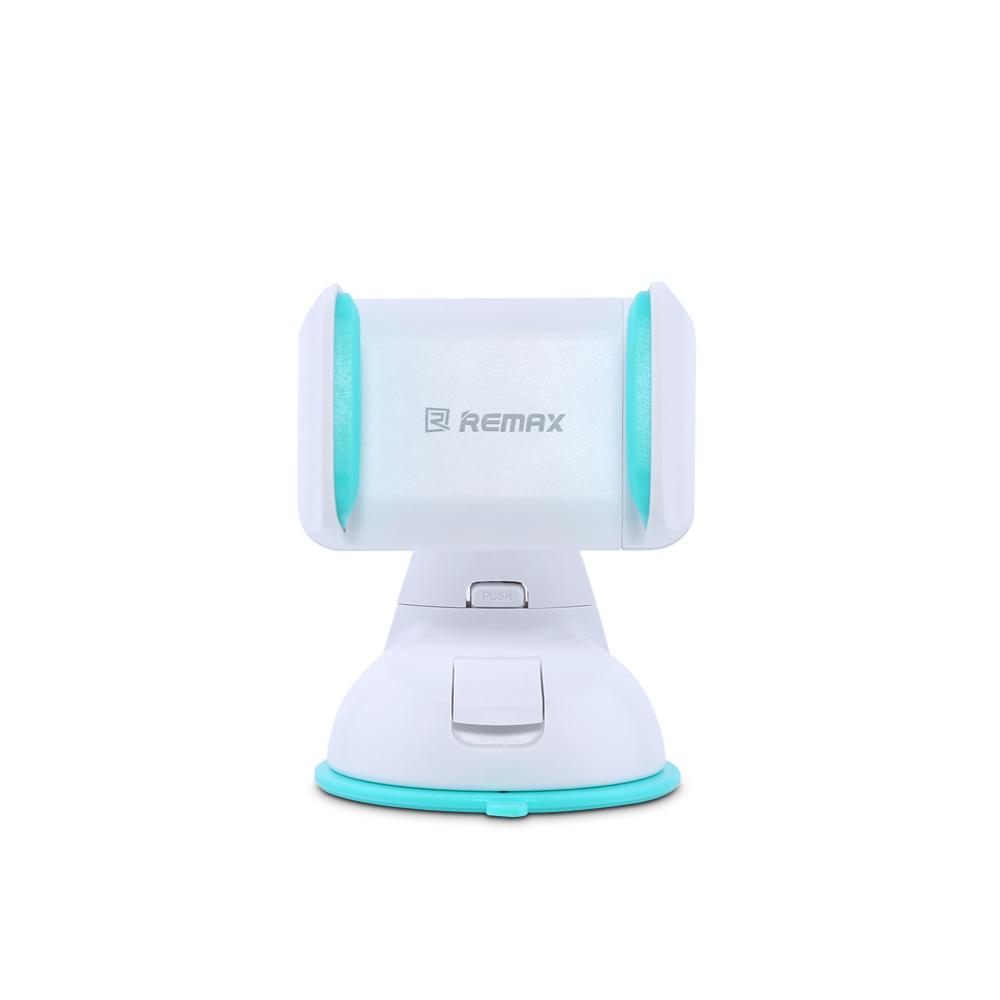 Автомобильный держатель Remax RM-C06 White\Blue