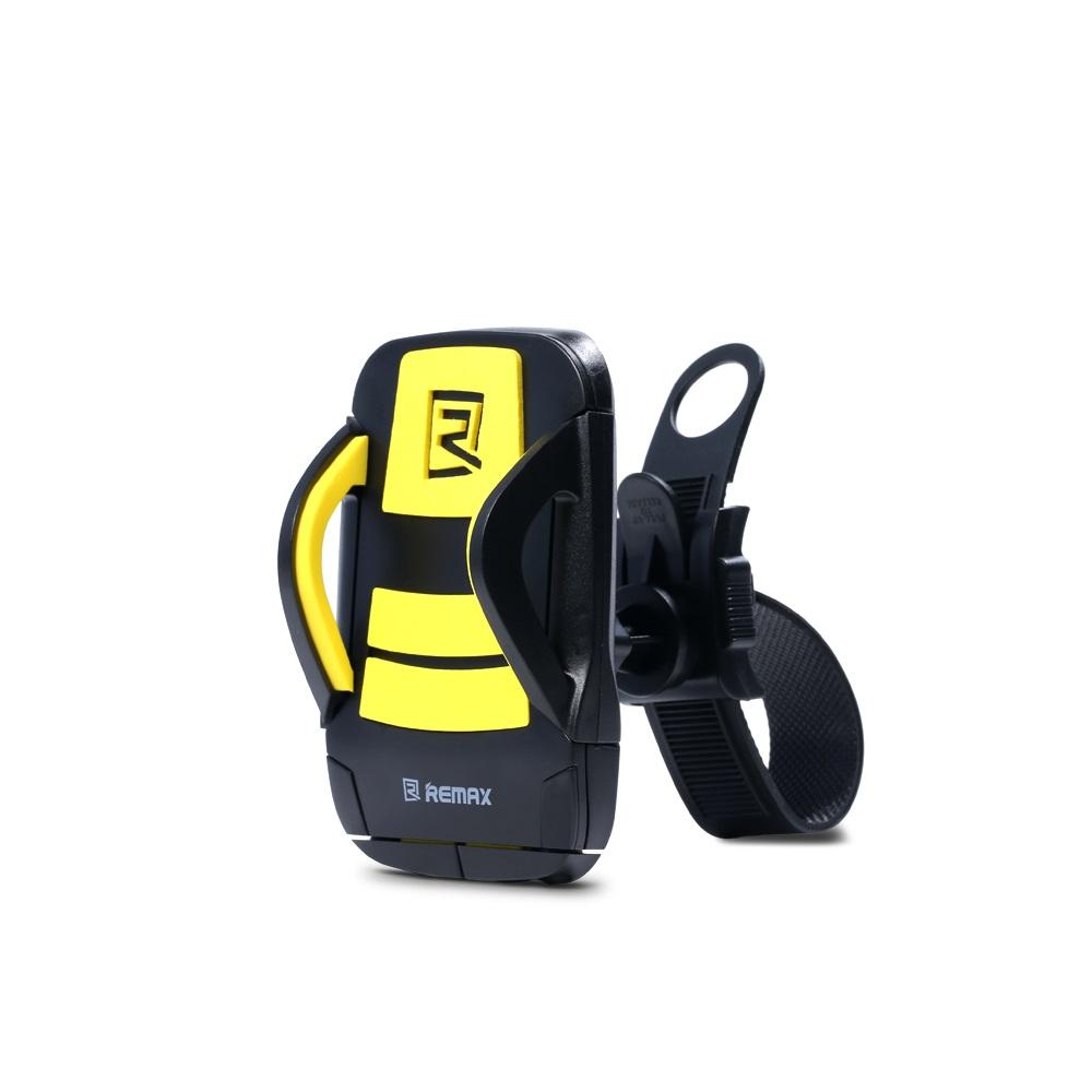 Велосипедный держатель Remax RM-C08 Yellow