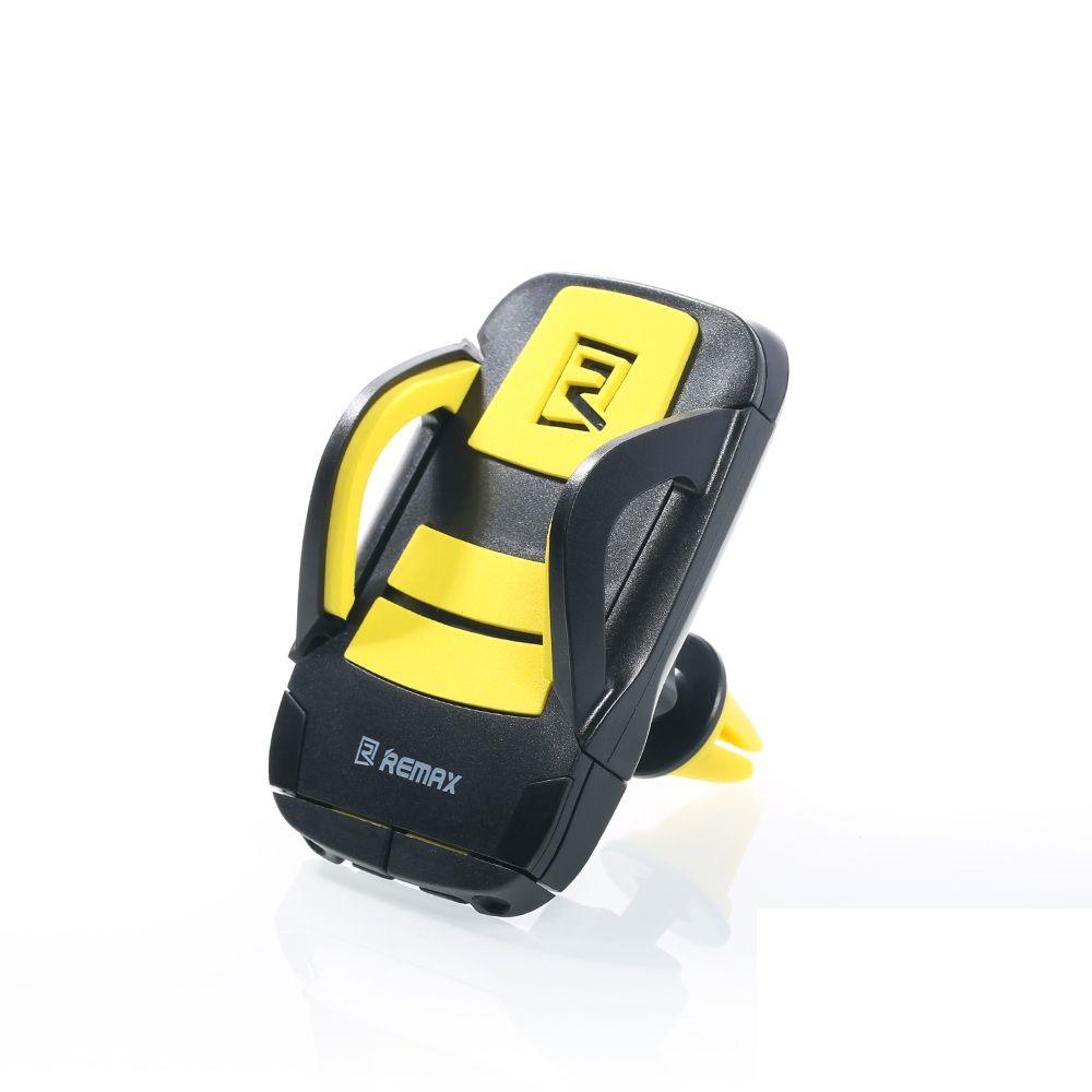Автомобильный держатель Remax RM-C13 Black\Yellow