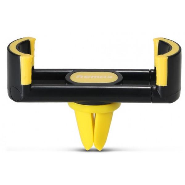 Автомобильный держатель Remax RM-C17 Black\Yellow
