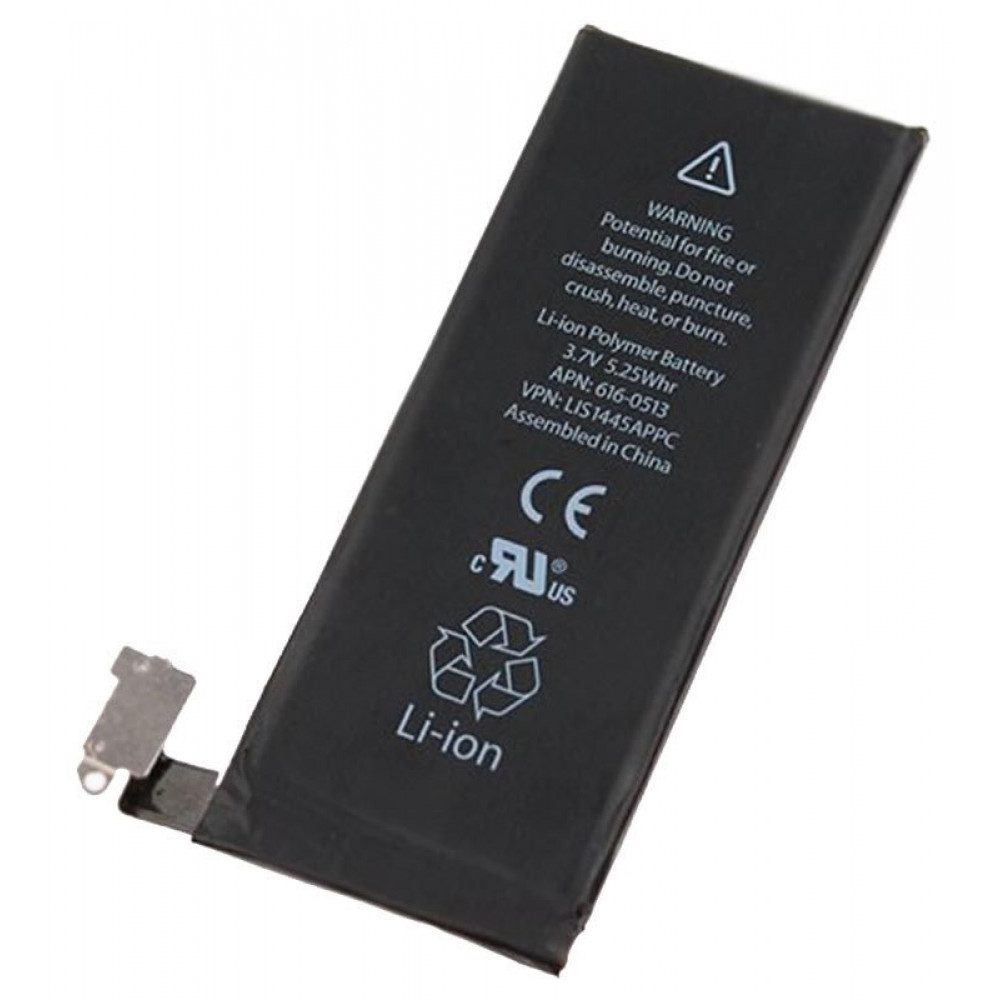 Аккумулятор Apple 1450mah для iPhone 4