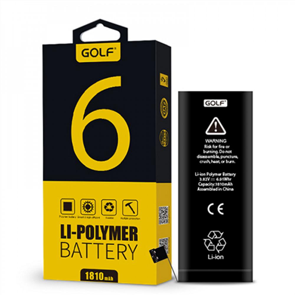 Аккумулятор Golf 1810mah для iPhone 6