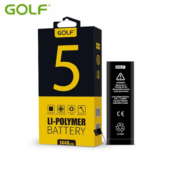 Аккумулятор Golf 1440mah для iPhone 5