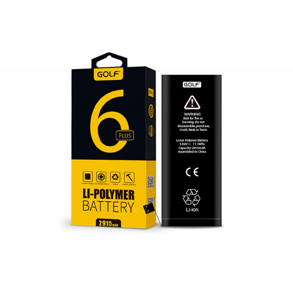 Аккумулятор Golf 2915mah для iPhone 6 Plus
