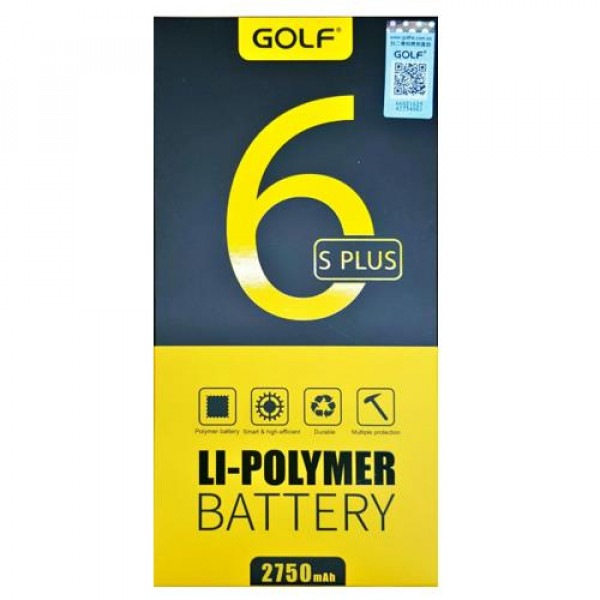 Аккумулятор Golf 2750mah для iPhone 6s Plus