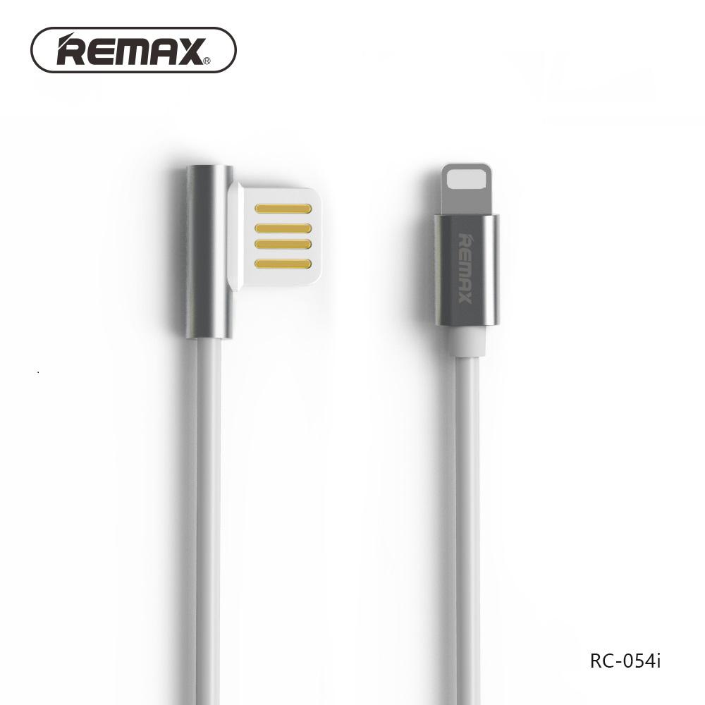Кабель Remax Emperor Lightning-USB (RC-054i) Silver