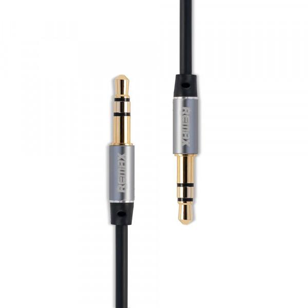 AUX-кабель Remax 3.5mm Stereo Cable 2м (RL-L200) Чёрный