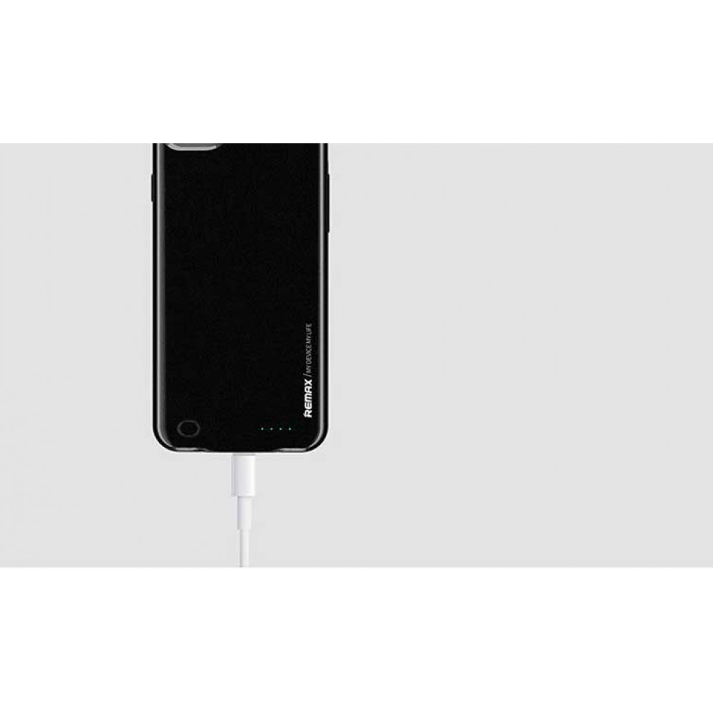 Чехол-аккумулятор Remax (PN-02) 3400mAh для iPhone 7 Plus / 8 Plus Чёрный
